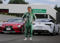 【ムービー】「性格がまったく違う」ドリキン土屋圭市が2台のレクサスLC500を全開テスト!
