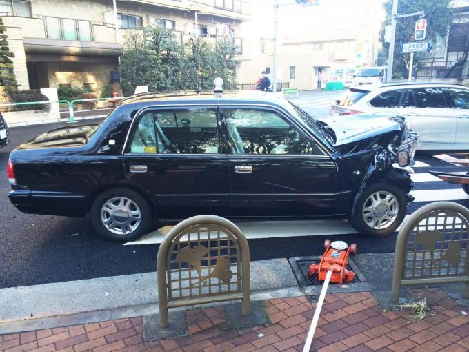 タクシーの事故には事業者も運転者もかなり厳しいペナルティがある!