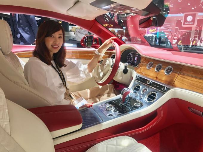 【美人自動車評論家】吉田由美の「わたくし愛車買っちゃいました!」その29
