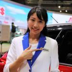 【画像】東京モーターショー2017コンパニオン画像集! 「スズキ編」