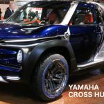 【画像】【ムービー】ヤマハは4輪を作るのか? 東京モーターショーに展示したピックアップの狙いを直撃!