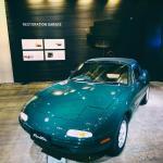 まるで新車のよう! マツダ初代ロードスターのレストアサービスがついにWEBで受付開始!