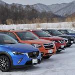 【画像】雪道に強いだけじゃダメ! スキー&スノボにおすすめな国産車3選