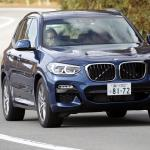 【試乗】背の高さを感じない! 新型BMW X3は感動もののフットワーク
