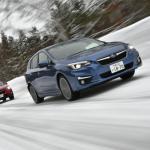 【試乗】雪道が不安どころか楽しくなる! スバルの雪上試乗で感じたAWDの強烈な魅力