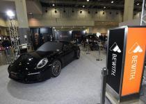 ハイエンドオーディオメーカー「ビーウィズ」が新技術を投入した次世代スピーカーを出展! 【大阪オートメッセ2018】