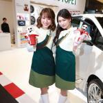 【画像】大阪オートメッセ2018 麗しのコンパニオン総特集!