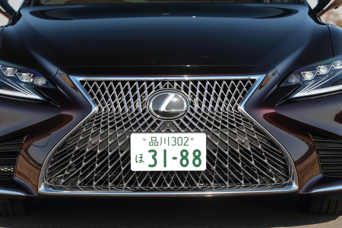 レクサスLS500