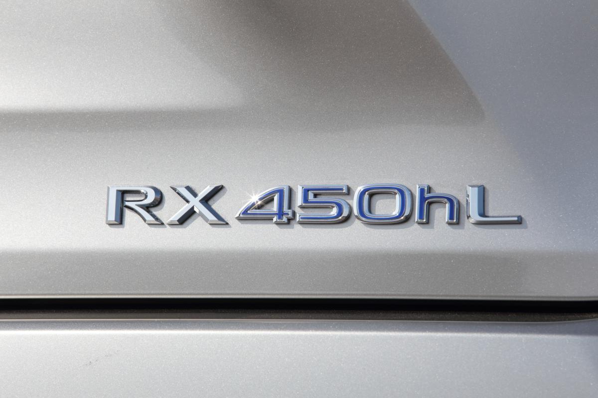 レクサスRX450hL