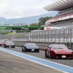 【画像】富士の裾野に跳ね馬が集結! 激レアモデルも疾走したフェラーリ・レーシングデイズが今年も開催!