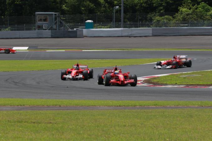 フェラーリ・レーシング・デイズ2018