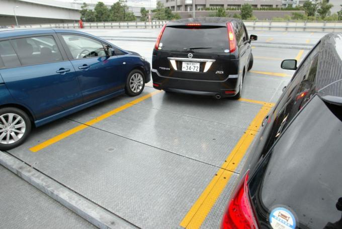 多少不便でも公共の駐車場でできれば避けたほうがいい駐車スペース4選