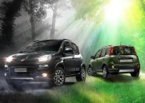 森林を駆け抜ける姿をイメージした限定車「フィアット・パンダ・4×4フォレスタ」を発売