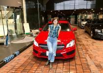 【美人自動車評論家】吉田由美の「わたくし愛車買っちゃいました!」その48
