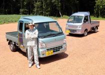 【試乗】スズキ・キャリィ&ダイハツ・ハイゼット! 今どき軽トラック2台の乗り味は?