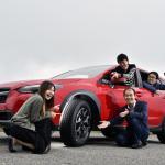 【画像】WEB CARTOP編集部がスタッフカーにオールシーズンタイヤを選んだワケ