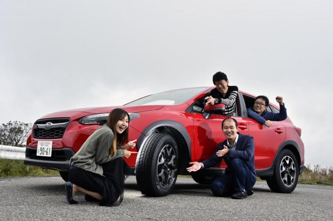 WEB CARTOP編集部がスタッフカーにオールシーズンタイヤを選んだワケ