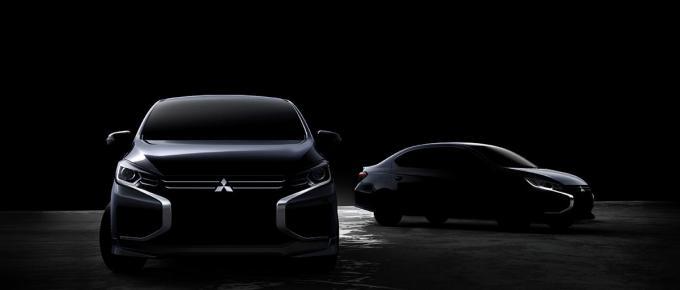 三菱自動車の世界戦略車ミラージュ&アトラージュがデザインを一新! あの特徴的なフロントマスクを採用