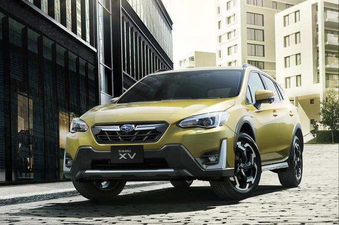 スバルXVが大幅改良! e-BOXER搭載車は新機能搭載で走る楽しさもアップ