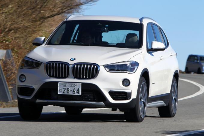 BMW X1の歴代車とグレードによる違いを解説