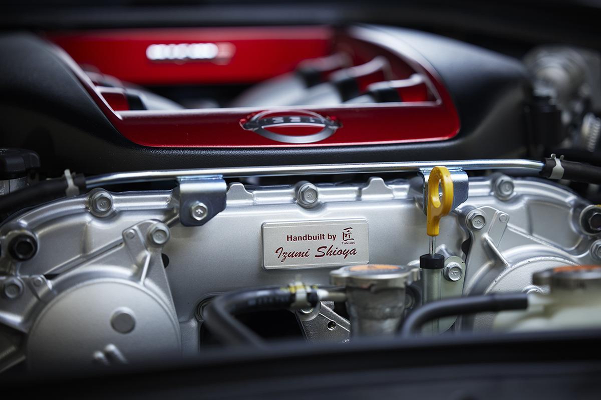 日産GT-Rニスモ2022年モデル登場
