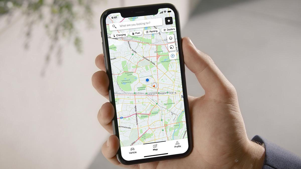 BMW&MINI専用アプリがリニューアルし配信開始