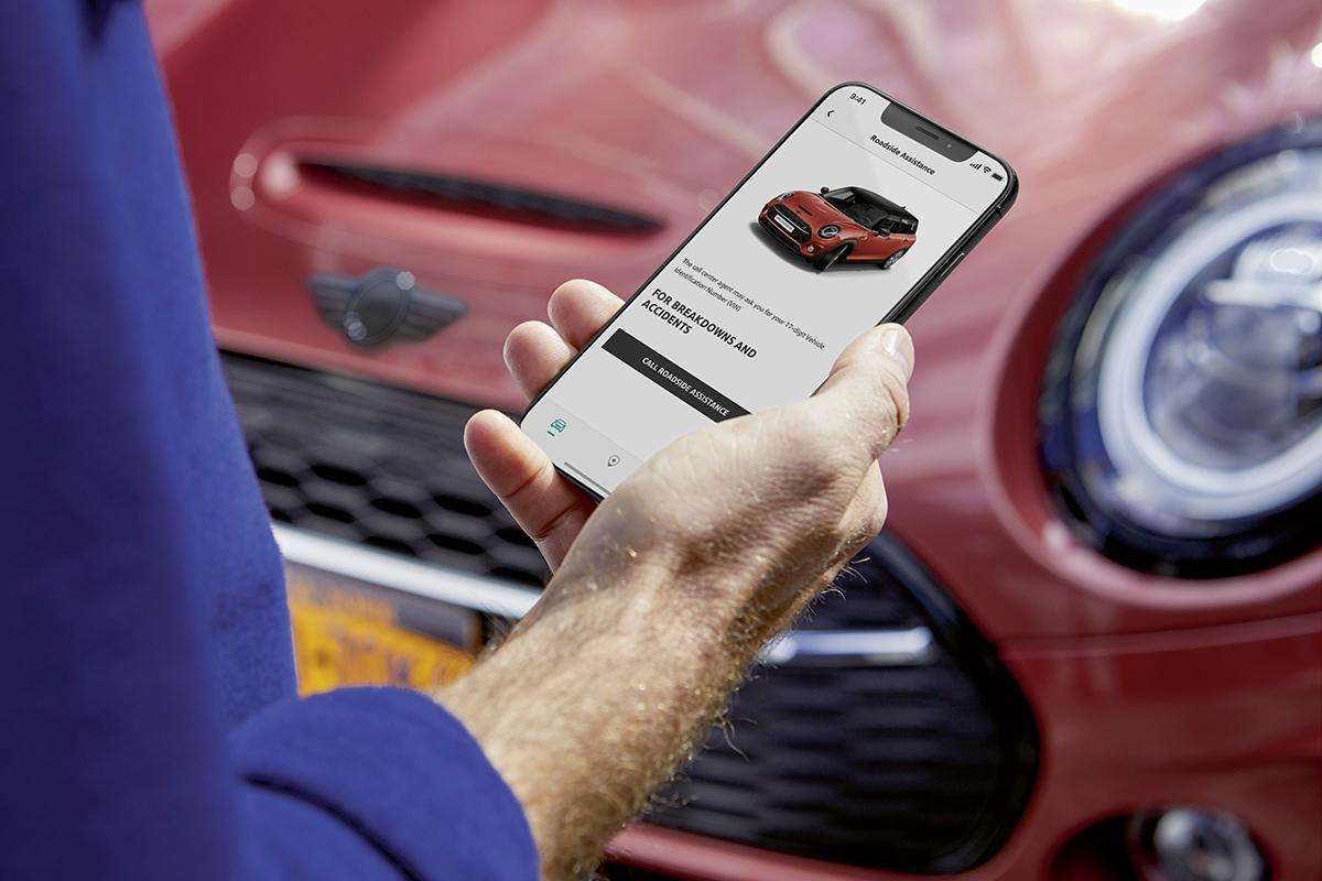 BMWとMINIをスマホでつなぐアプリがリニューアル! Google Mapとの連携など利便性アップ