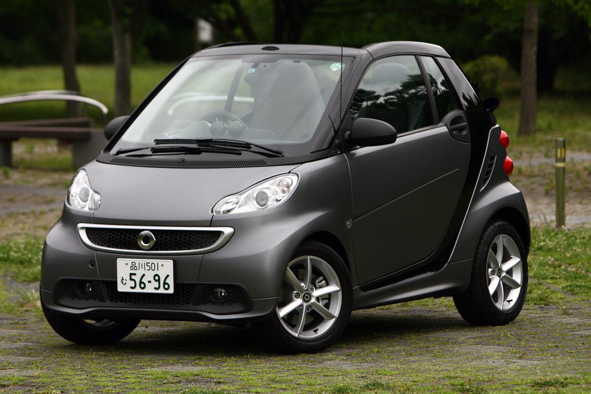 日本ではマイナーだが海外では人気の車種