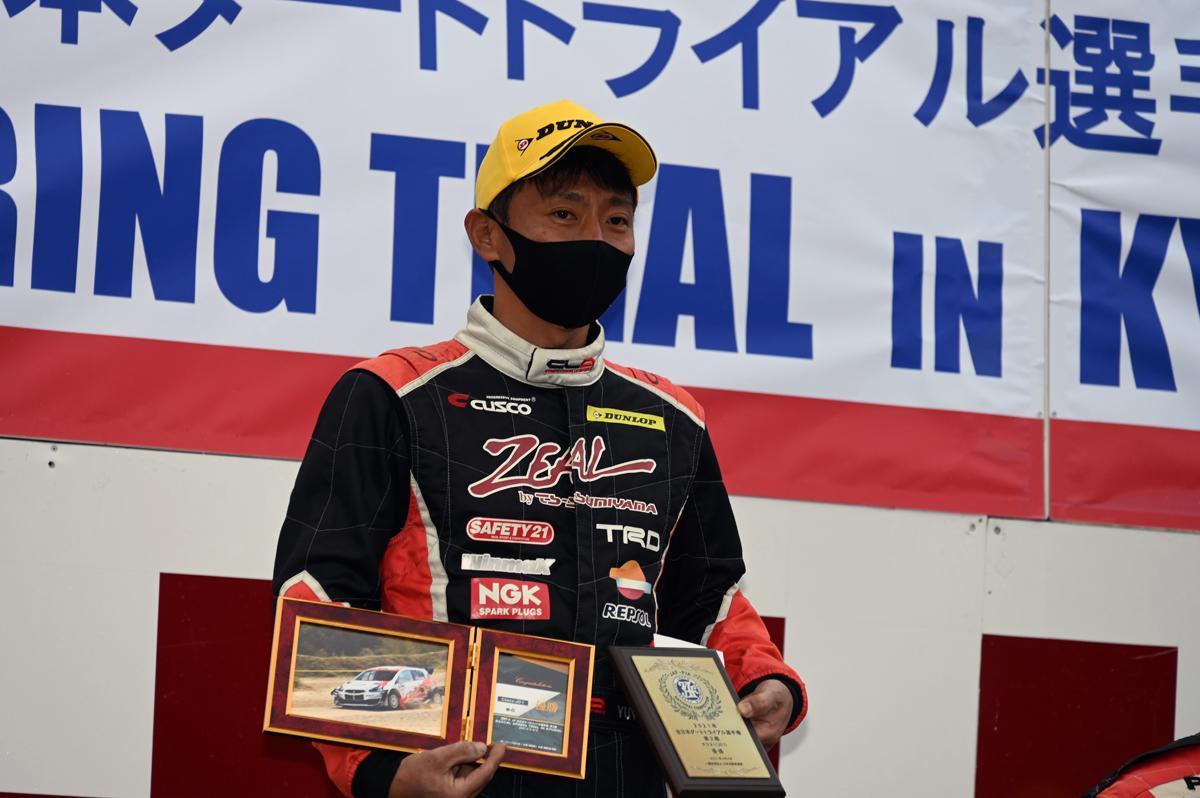 全日本ダートトライアル選手権のJD1クラス