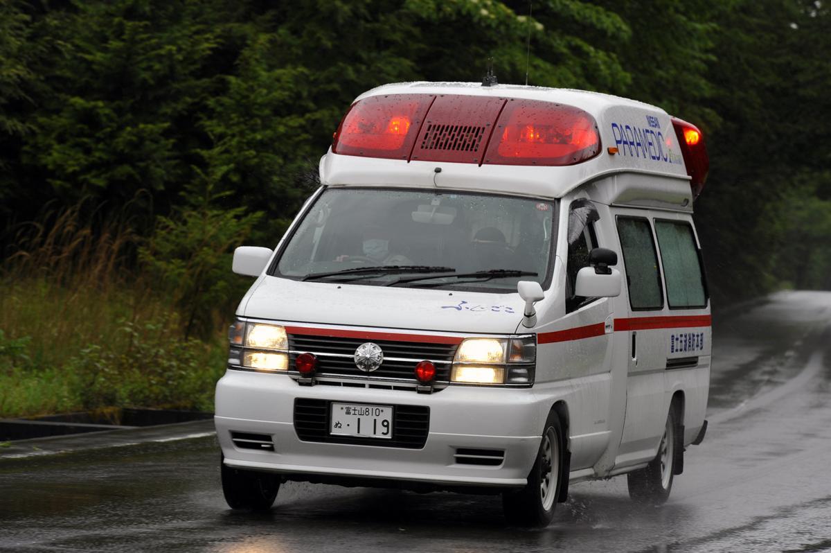 緊急車両を運転する条件