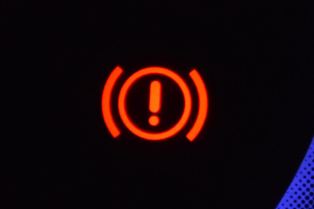ブレーキの限界で起こる症状
