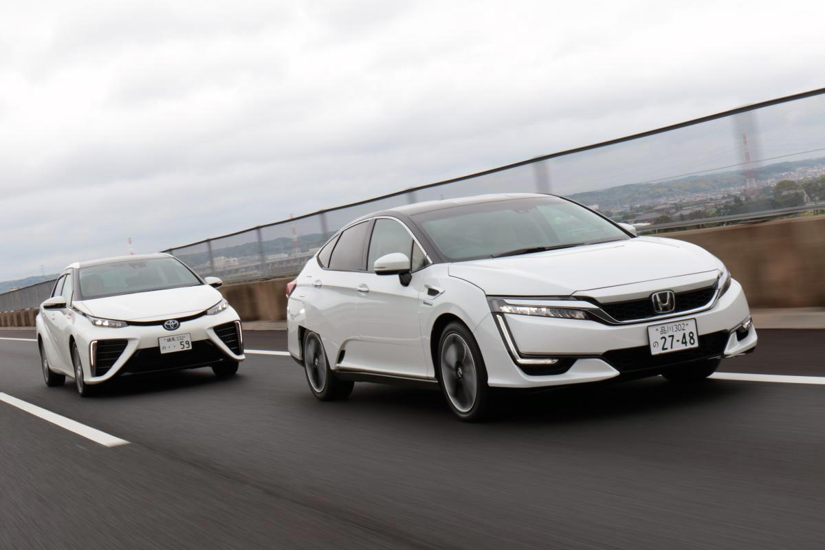 自動車メーカーが早々に内燃機関との決別を決めた理由