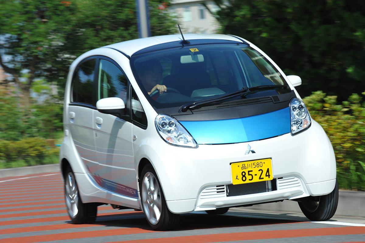 三菱i-MiEV