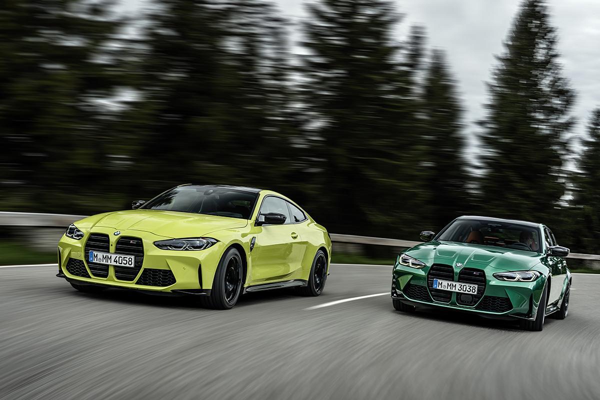 横浜ゴムのADVAN Sport V107が新型BMW M3&M4に純正採用