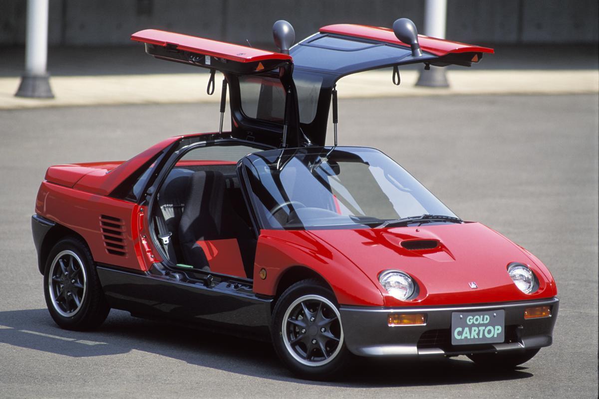 デザインが個性的すぎた絶版車
