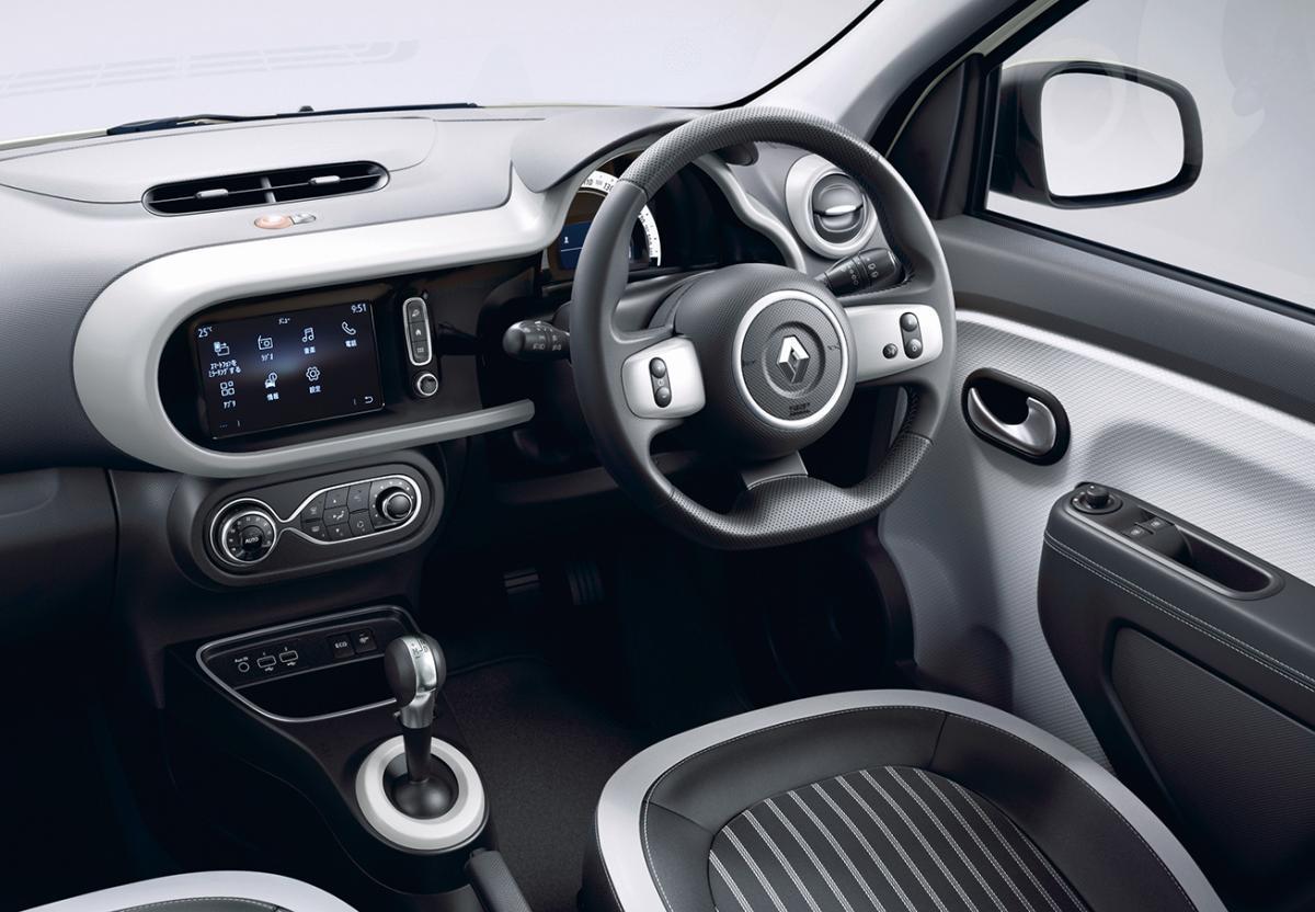 ルノー・トゥインゴ改良モデル発表と限定車登場