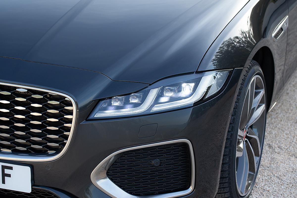 ジャガーXFの2021年モデルが登場