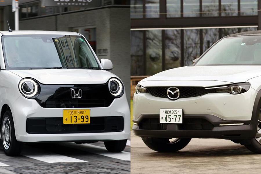 ド新車なのに販売台数は期待外れ! それでもN-ONEとMX-30の「重要すぎる」存在理由