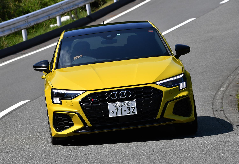 【試乗】次元の高さを見せつけられた! 新型アウディA3の「偉大なるベーシック」と「スポーツカーばり」のS3