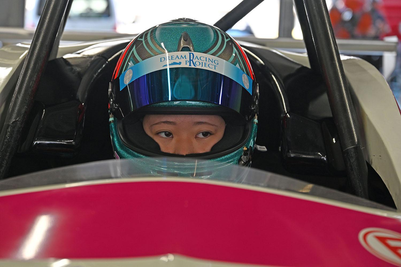 KYOJOドライバーの素顔(永井歩夢)