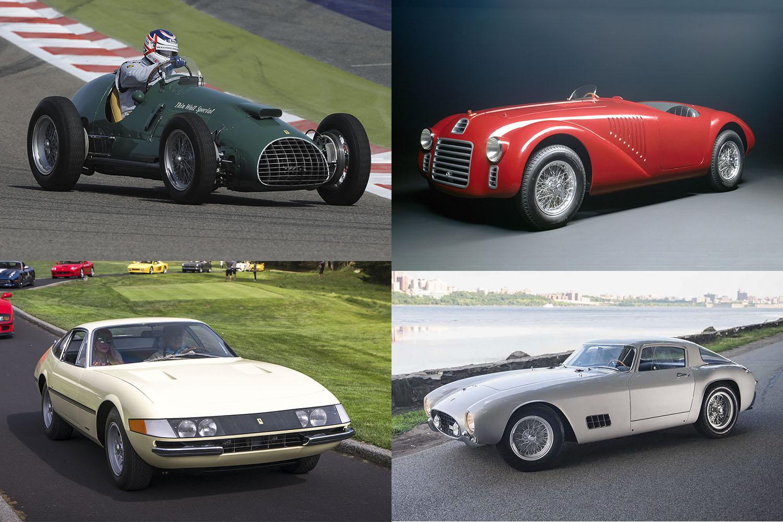 フェラーリの車名の「数字と英字」は時代と共に「意味が変わる」! これを知れば「ガチ勢」確定【黎明期〜70年代編】