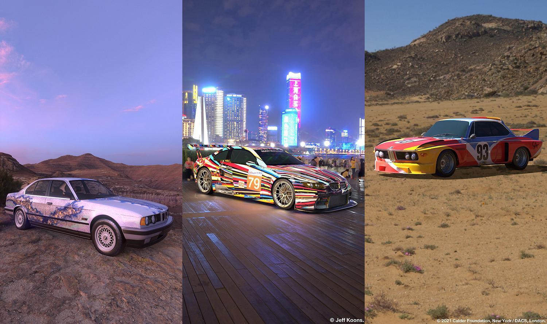 BMWアート・カーのデジタル展覧会を開催! AR技術との融合で世界中のどこからでもBMWアート・カーを楽しめる
