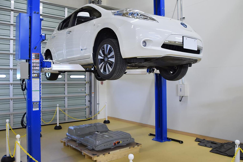 EVのバッテリー交換という選択肢を考える