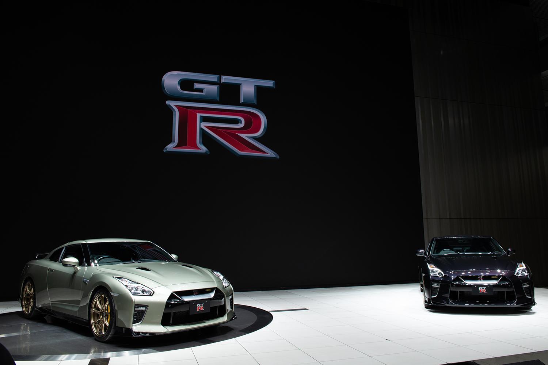 GT-Rの2022年モデルにふたつの「Tスペック」を設定!