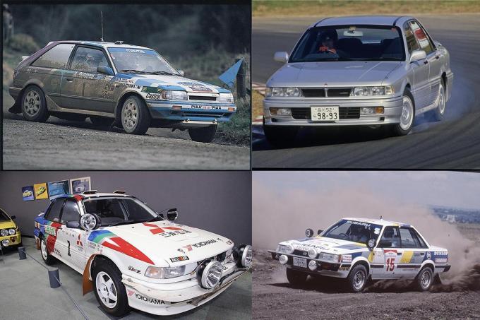 「4WDは悪路用」の常識を一変! 速さのためにフルタイム4WDで武装した80年代の名車5選