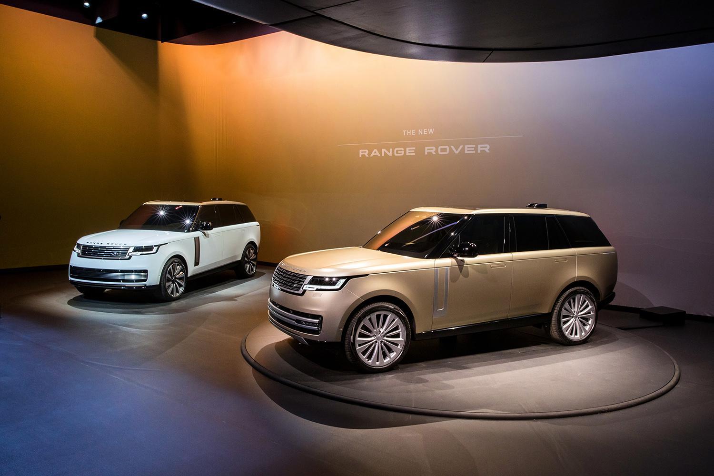 イギリス王室御用達の最上級SUVが生まれ変わった! ランドローバーが新型レンジローバーを発表